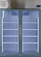 Large Upright Scientific Refrigerator